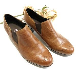 Munro Ankle Light Brown Booties